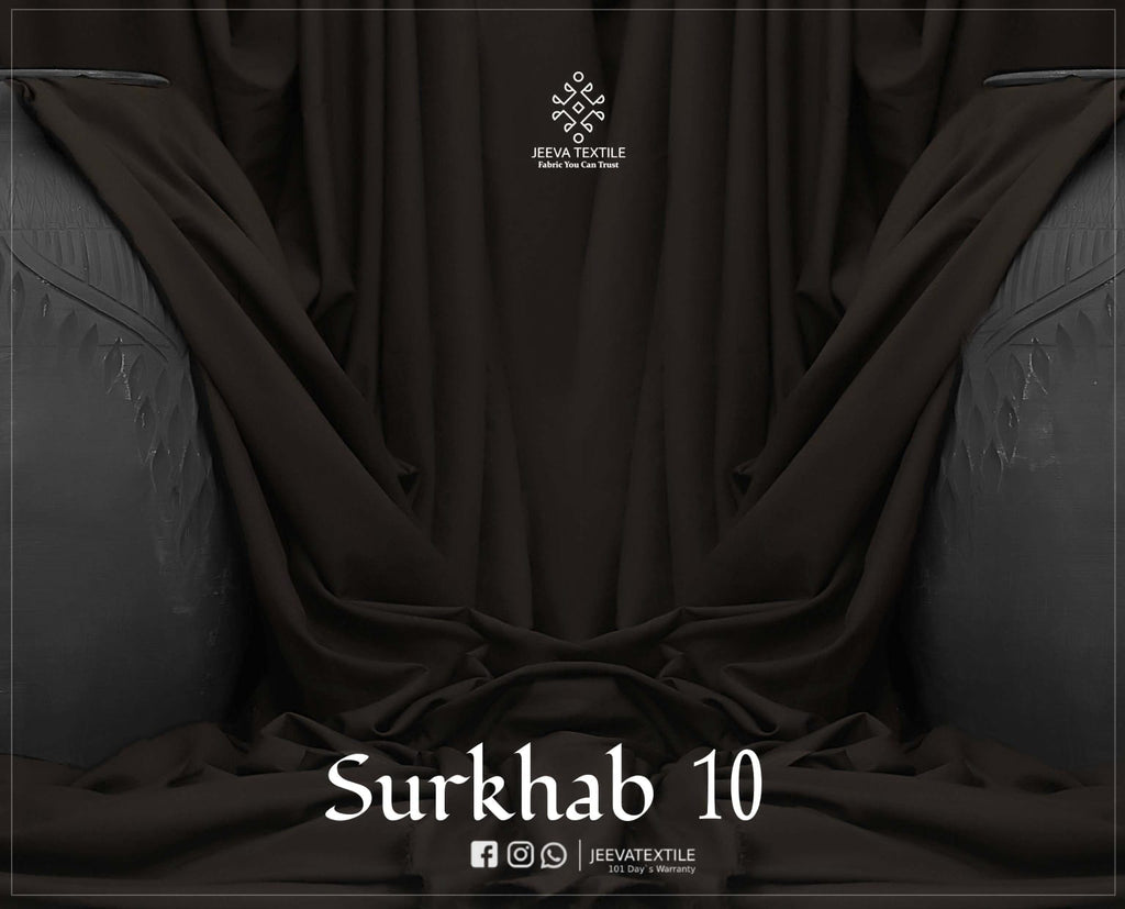 A SURKHAB - Grace & Soft Premium Fabric