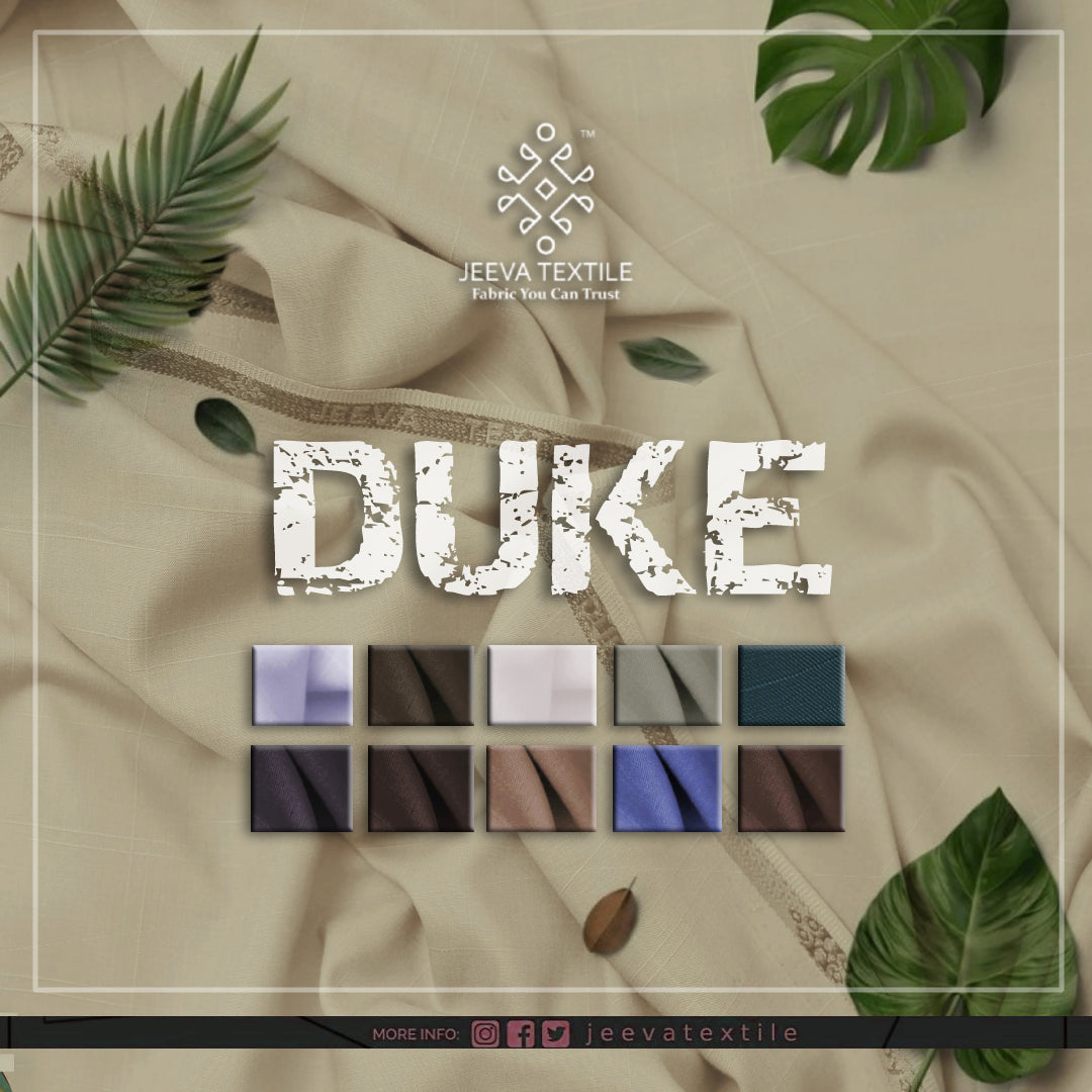 Duke - Summer Wash & Wear