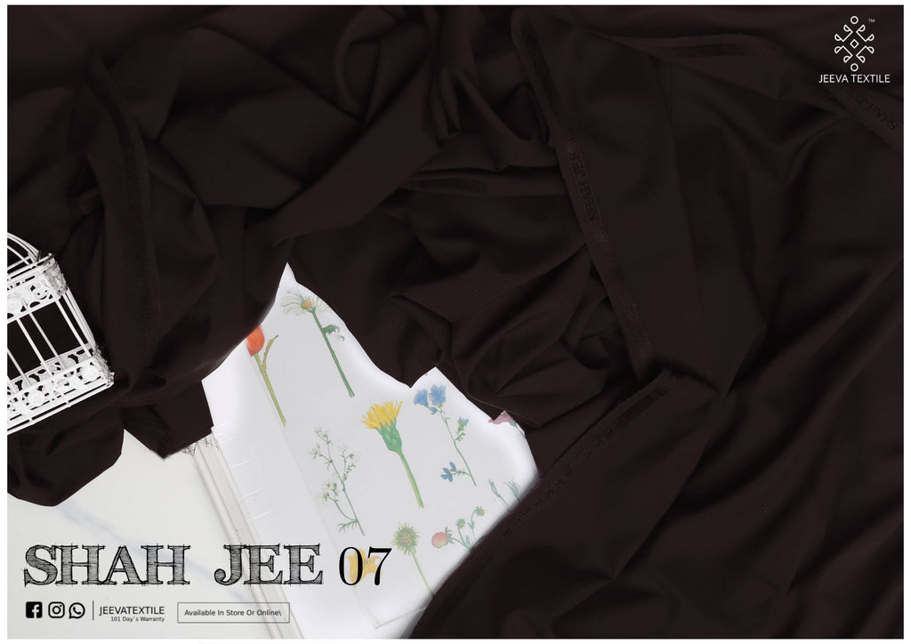 Shah Jee - Premium Wash & Wear