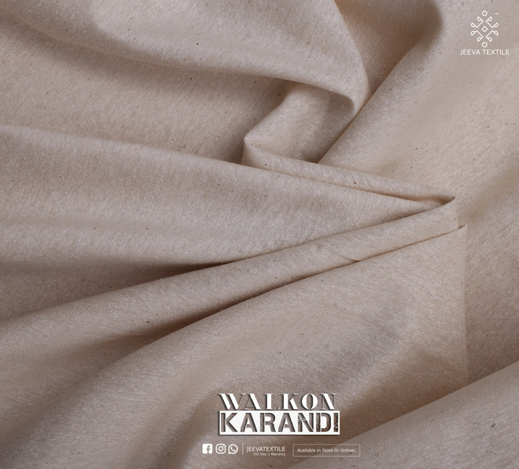 100 % Silk Walkon Karandi