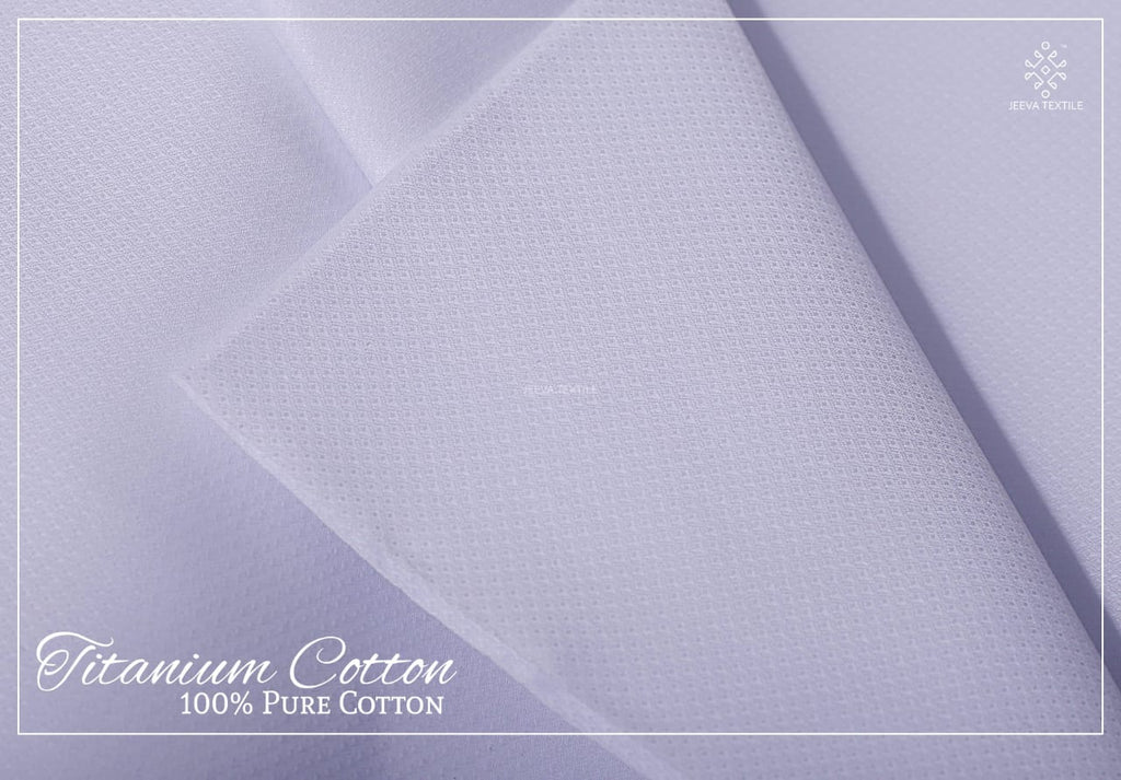TITANIUM 100% Pure Cotton