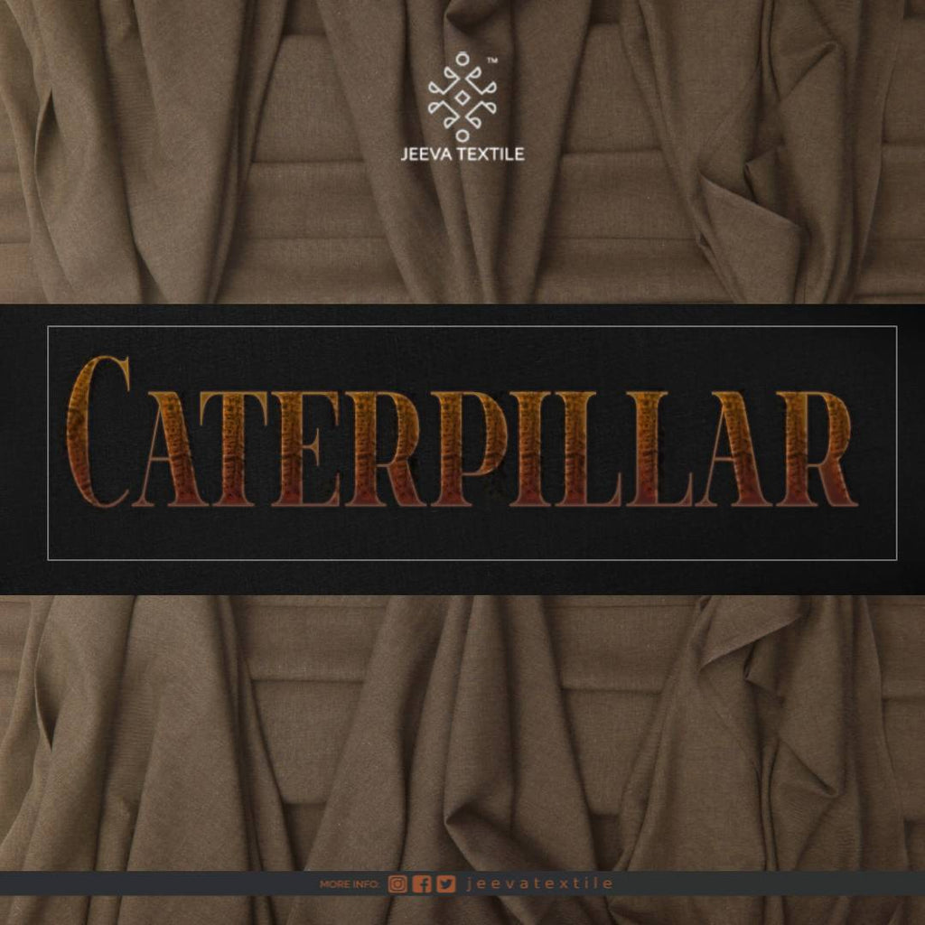 Caterpillar - Choice of Graceful Personality
