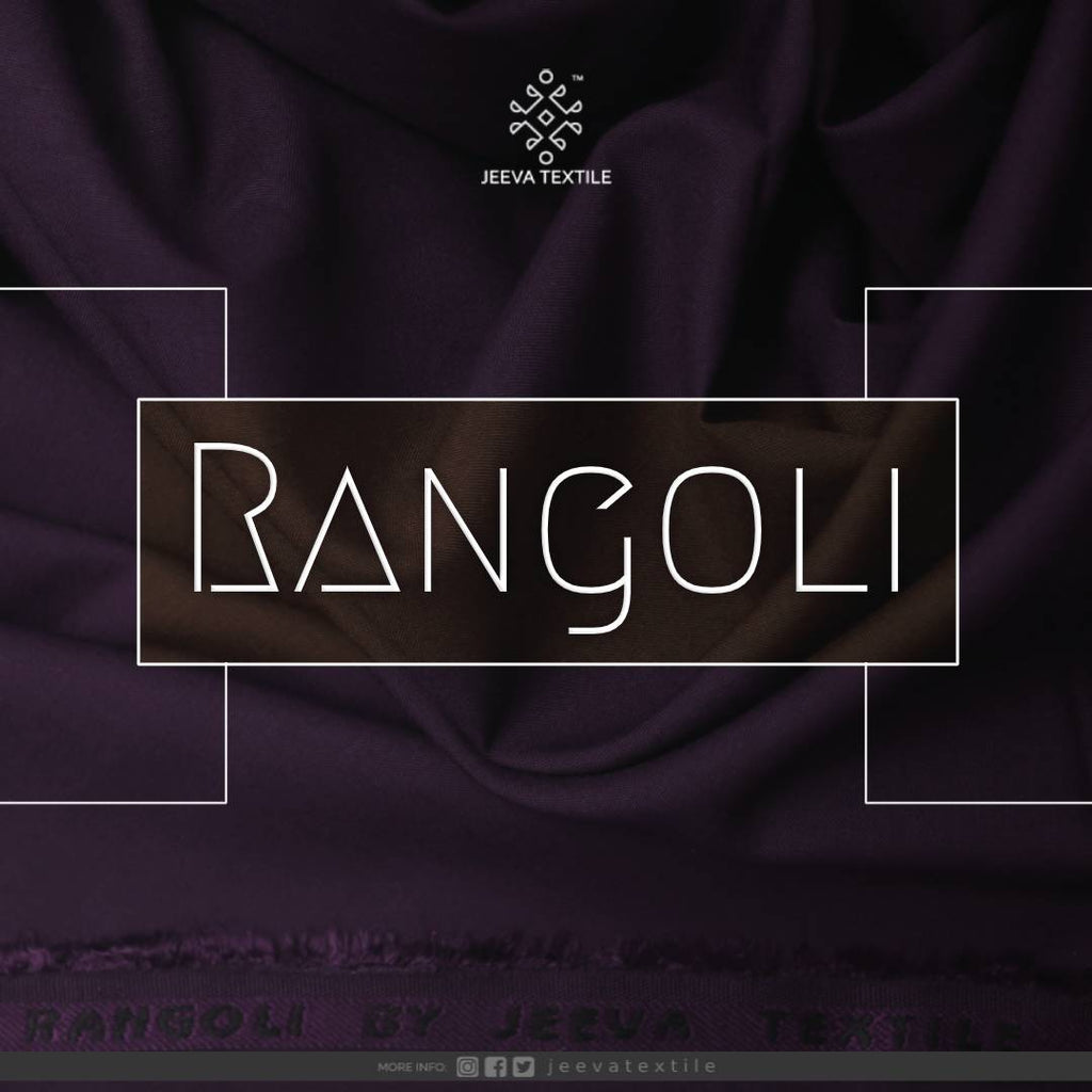 Rangoli Blended Wear