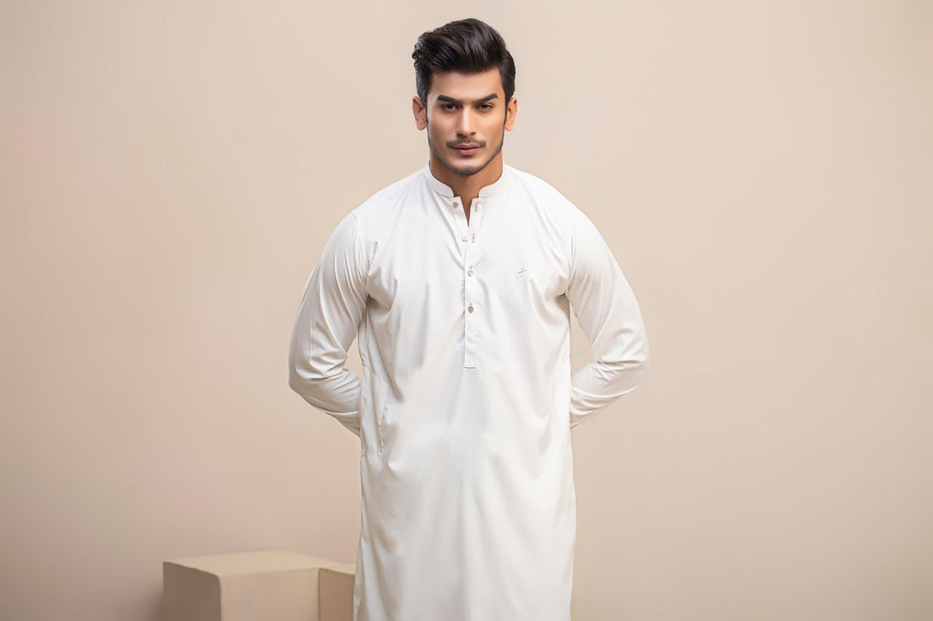 Off White Boski Kurta Trouser