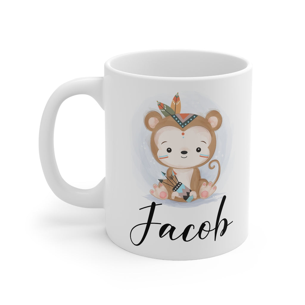 Monkey Mug - HoneyCustom