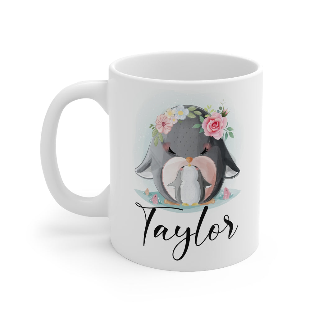Penguin Mug - HoneyCustom