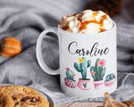Load image into Gallery viewer, Cactus Mug - HoneyCustom