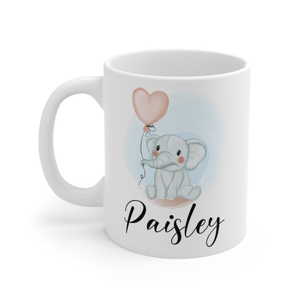 Elephant Mug - HoneyCustom