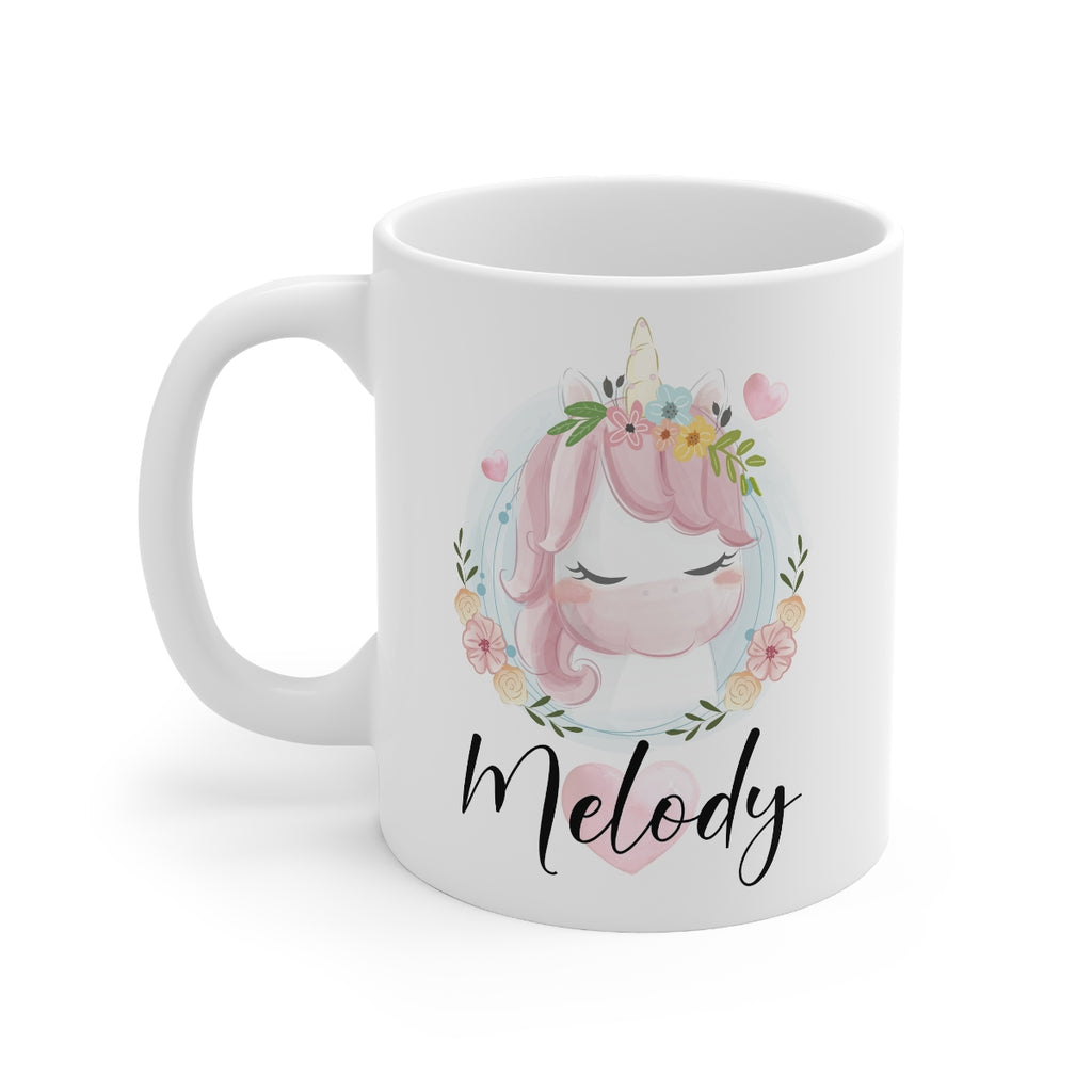Unicorn Mug - HoneyCustom