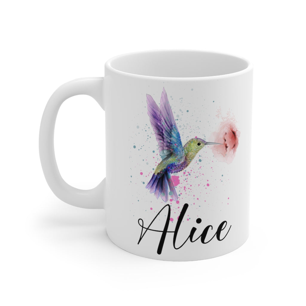 Hummingbird Mug - HoneyCustom