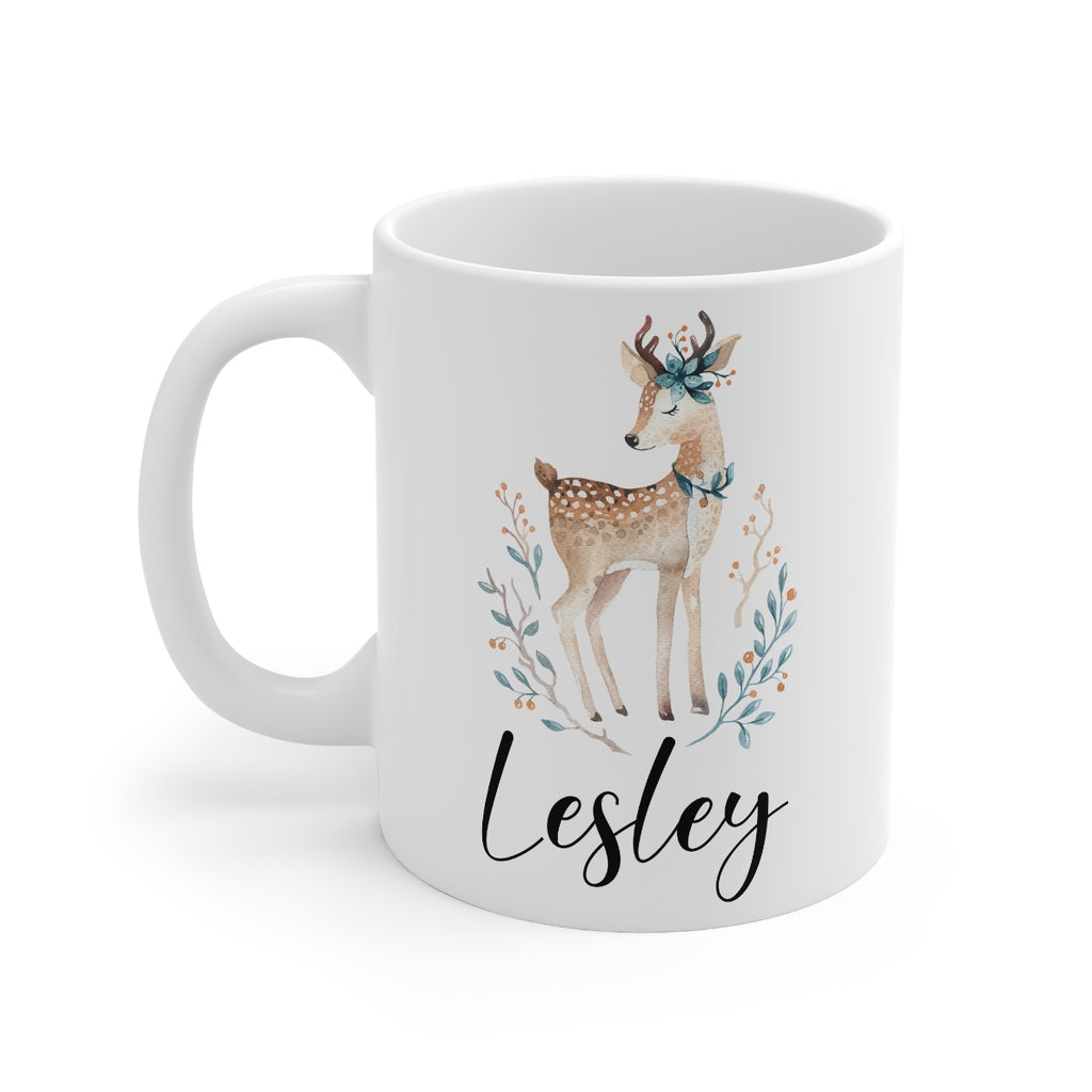 Deer Mug - HoneyCustom