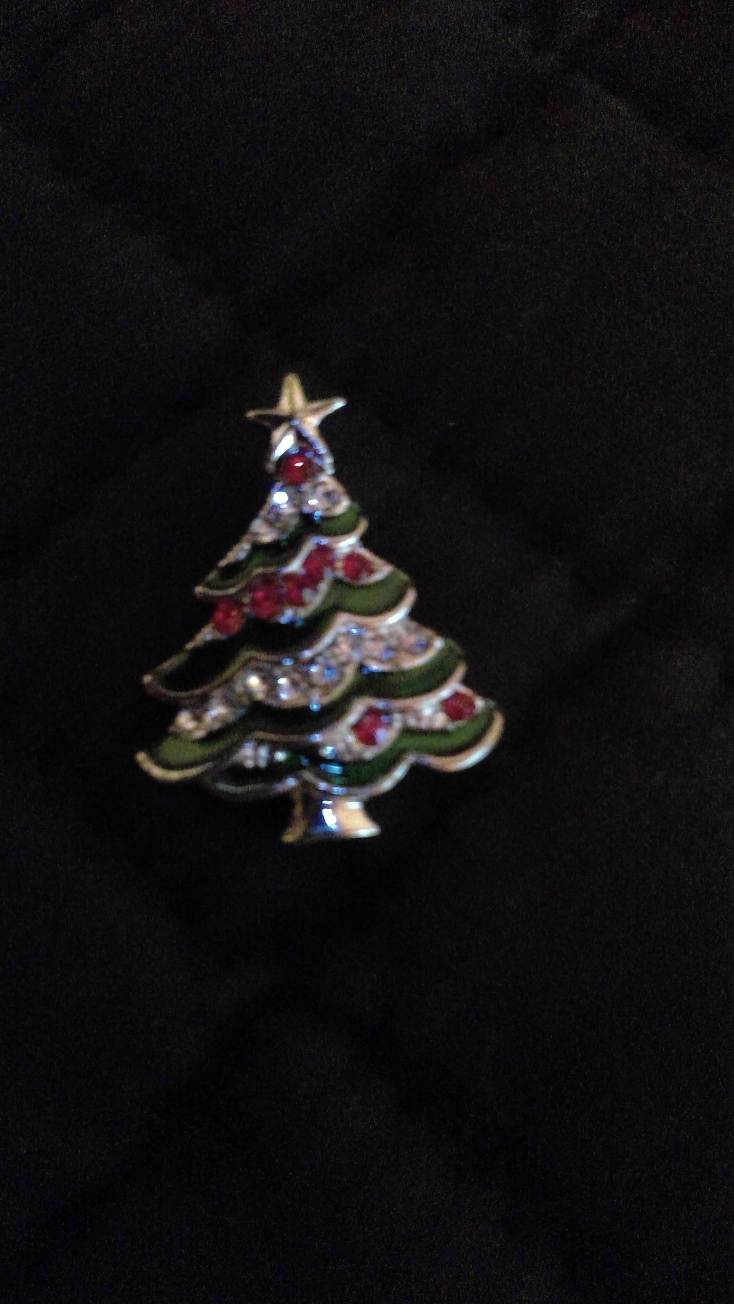 SNAP JEWELRY - FESTIVE CHRISTMAS TREE