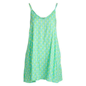 Mountain Mamas Maui Strappy Dress