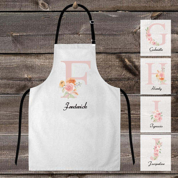 Custom Face Mash Apron-Choose Your Name