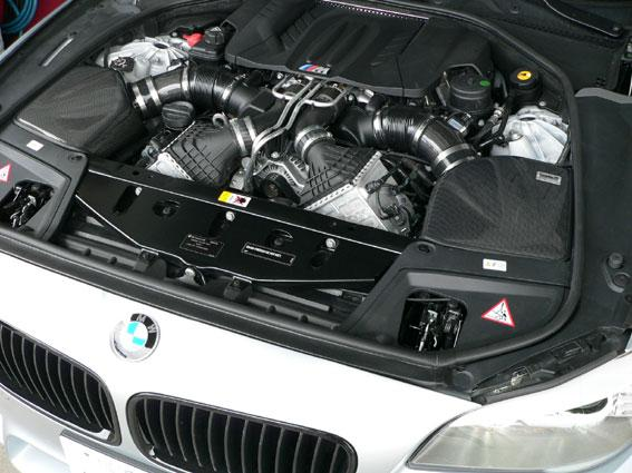 BMW | F07・F10・F11 | M6 | 2012 ~ | 4.4 LITROS ・TWIN TURBO | FRI-0330