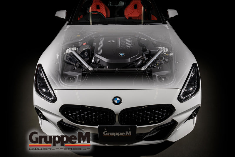BMW | G29 | Z4・M40i | 2019 ~ | 3.0 LITROS ・TURBO・340PS | RAM AIR SYSTEM | FRI-0349