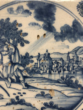 Afbeelding in Gallery-weergave laden, 18 th century delft tile bible scene