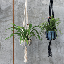 Load image into Gallery viewer, Macrame Plant Holder
