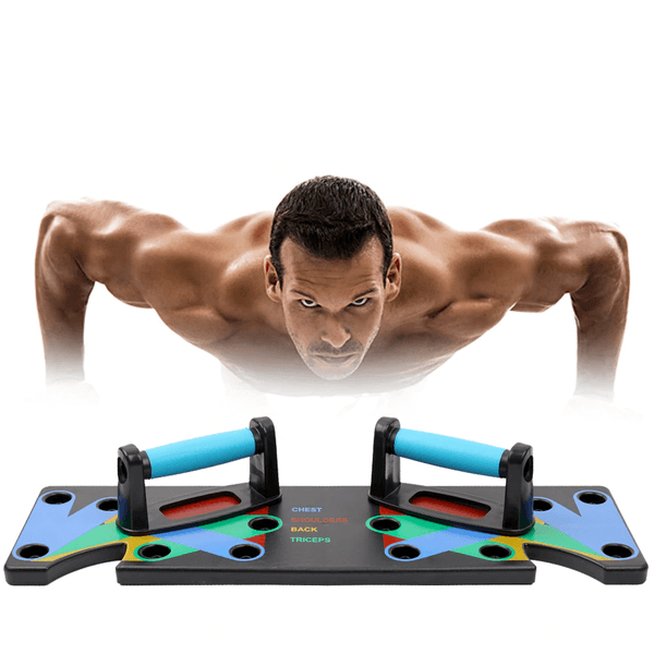 TUBE FIT MULTI-FUNCTION PUSH-UP BOARD