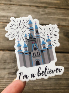 Believer Sticker