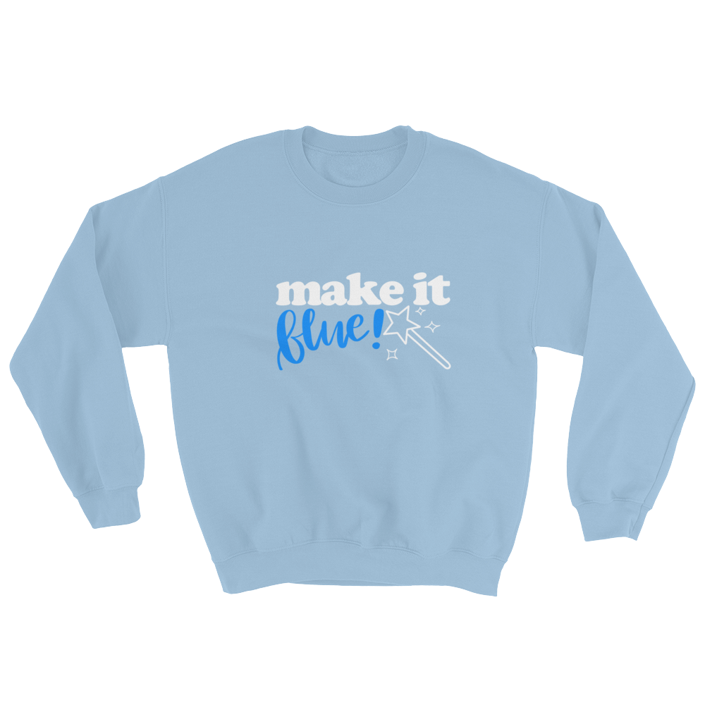 Make it Blue Crew