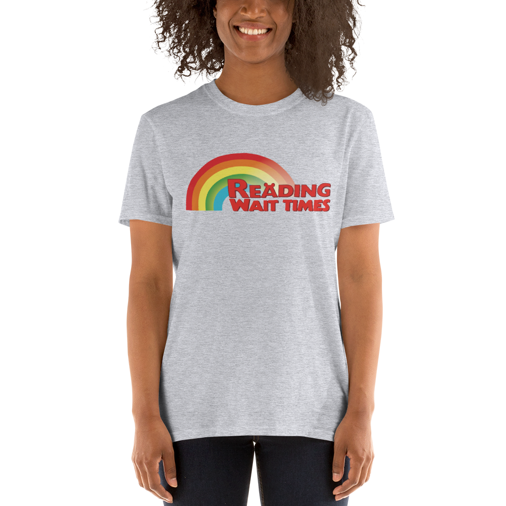 Reading Wait Times Tee