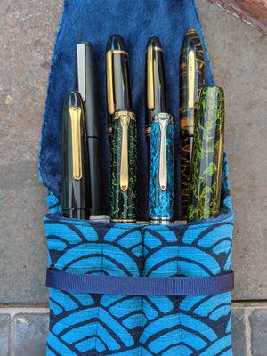G8mouth Hand-made Eight Pen Case - Pens & Ink Bottles