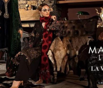 Maria B Lawn Voyage Á Luxe Collection For Summer 2019
