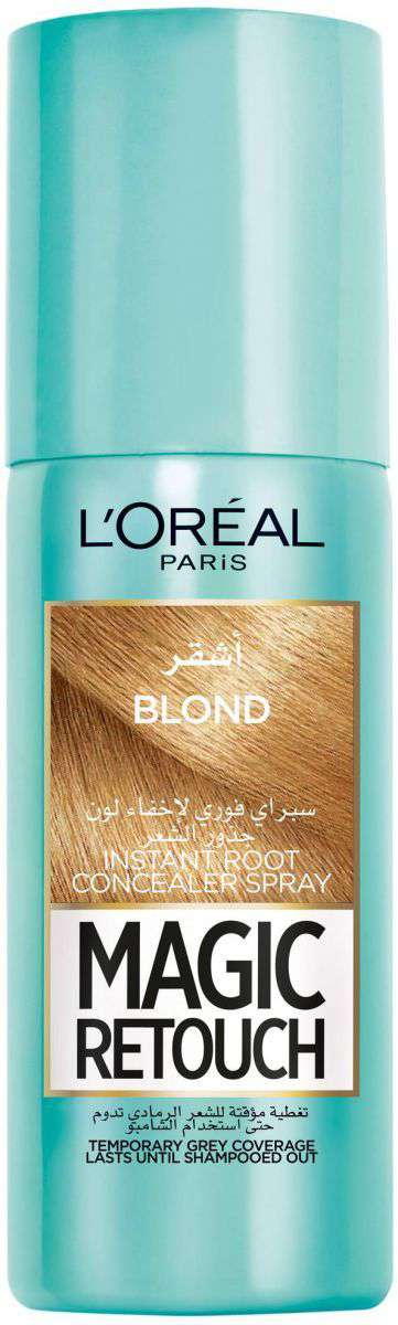 Loreal Paris Magic Retouch Instant Root Concealer Blond