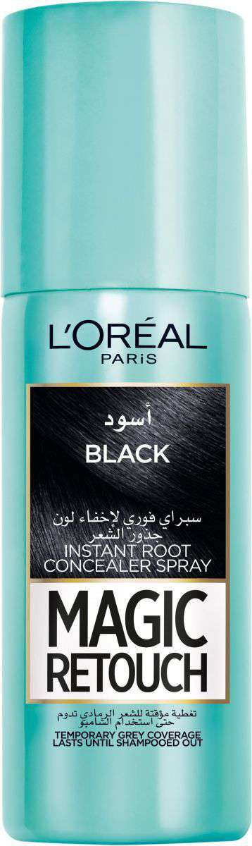 Loreal Paris Magic Retouch Instant Root Concealer Black