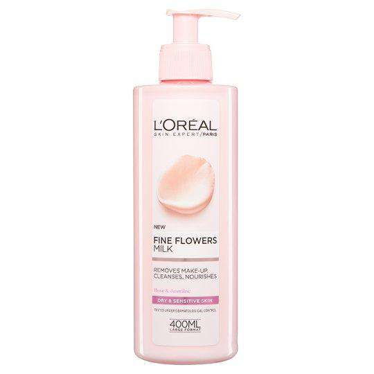 Loreal Fine Flowers Facial Cleanser