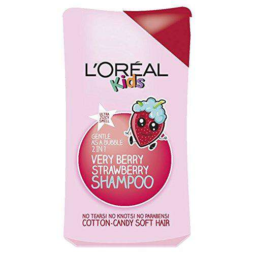 Loreal Baby 2 in 1 Very Berry Strawberry 250ml