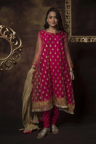 Girl's Shalwar Suit