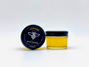 Radical Alaskan Wildflower Honey - 6 oz