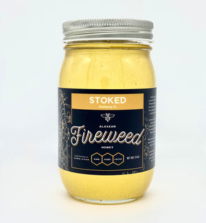 Primo Alaskan Fireweed Honey- 24 oz