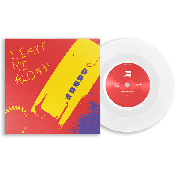 Boy Pablo - Leave Me Alone (Limited Edition Clear 7
