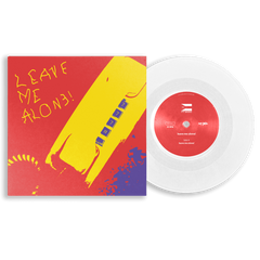 "Boy Pablo - Leave Me Alone (Limited Edition Clear 7"")"