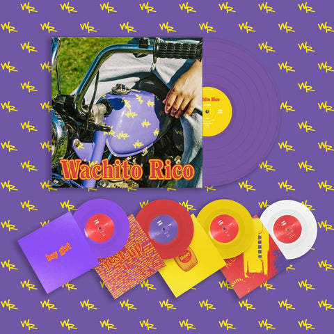 "Boy Pablo - Wachito Rico LP + 7"" Bundle"