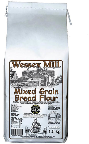 Mixed Grain Bread Flour (1.5Kg)