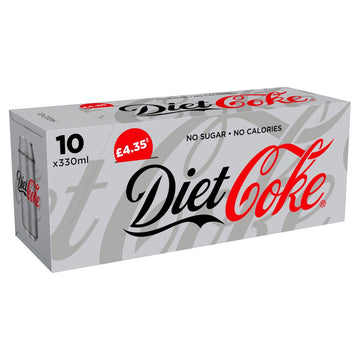 Diet Coke (10x 330ml )