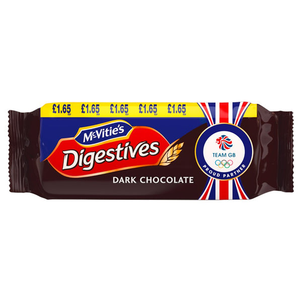 McVitie's Dark Chocolate Digestives (266g)