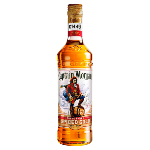 Captain Morgan Original Spiced Gold (70cl)