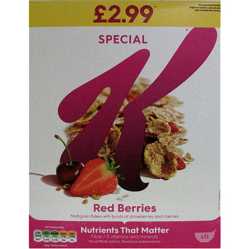 Kellogg's Special K Red Berries (330g)