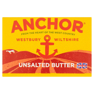 Anchor Unsalted Butter (250g)