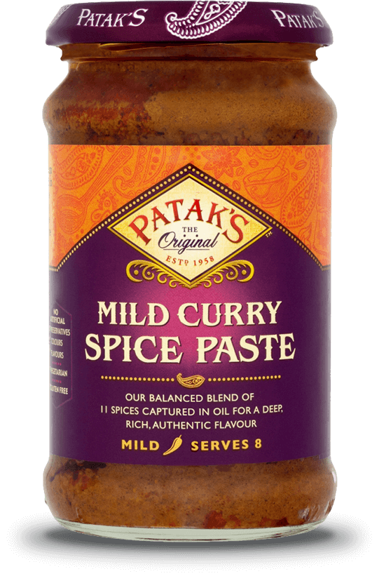 Patak's Mild Curry Paste