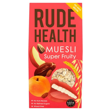 Rude Health Super Fruity Museli