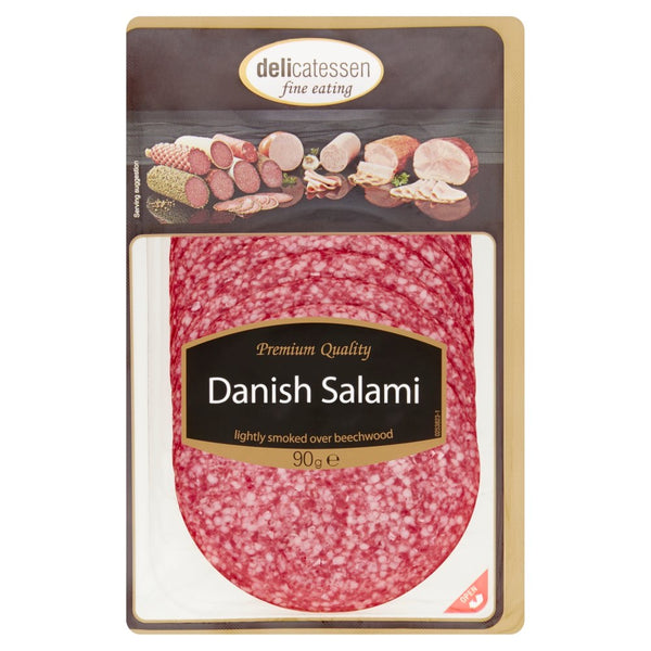Delicatessen Danish Salami (90g)
