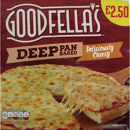 Goodfellas Deep Pan Cheese Pizza
