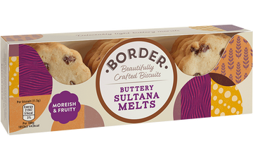 Border Buttery Sultana Melts (135g)
