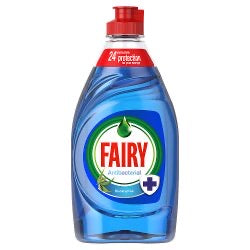 Fairy Antibacterial Washing Up Liquid
